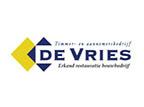 De Vries Aannemers logo
